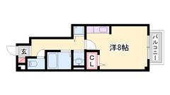 JR土山駅徒歩圏内の築浅物件です♪明石西インターにもアクセス可! 101の間取
