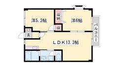 敷・礼0円 敷地内に駐車場完備 大手ハウスメーカー施工 短期契約もご相談可能☆ 105の間取