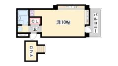 JR宝殿駅徒歩7分!!マックスバリュー・コンビニ・ホームセンター近くで便利☆ 2-201の間取