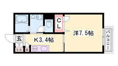 駐車場1台込み!高遮音床で防音性◎EV用充電スタンドもあります! A103の間取