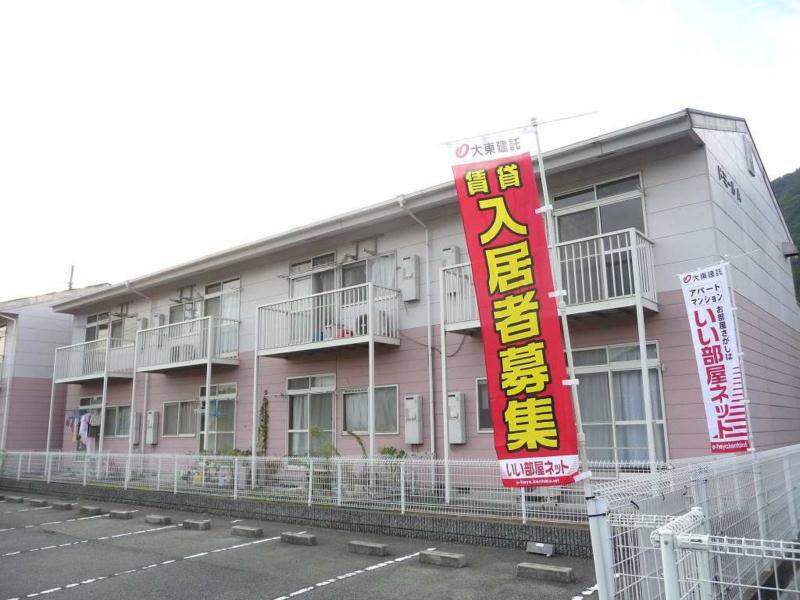 物件番号: 1119485572  西脇市黒田庄町田高 2DK ハイツ 外観画像