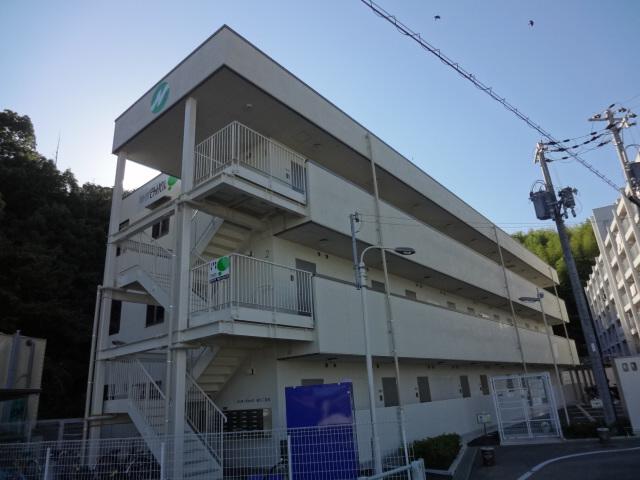 物件番号: 1119439733  姫路市城北新町3丁目 1K マンション 外観画像