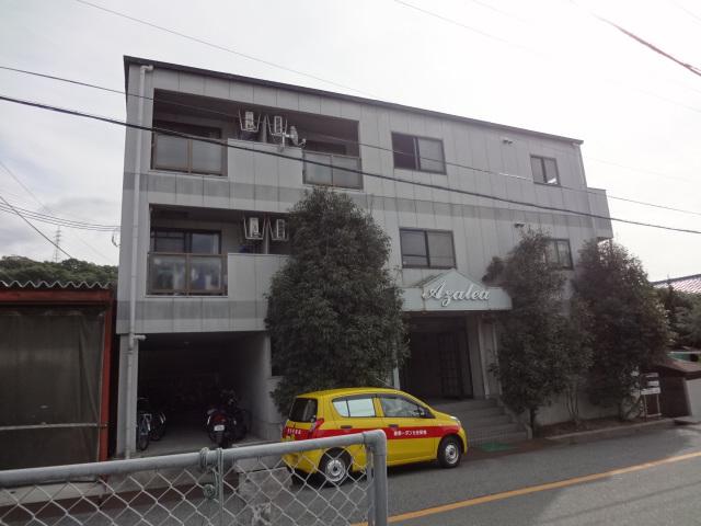 物件番号: 1119489835  姫路市白国4丁目 1K マンション 外観画像