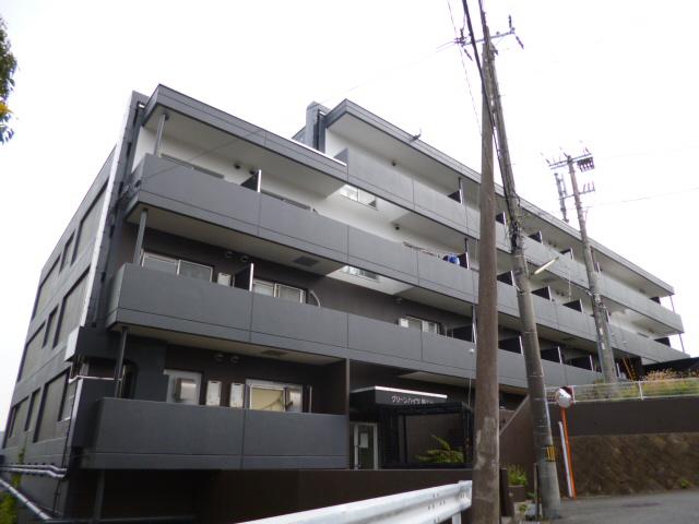 物件番号: 1119471373  姫路市梅ケ谷町 1R マンション 外観画像