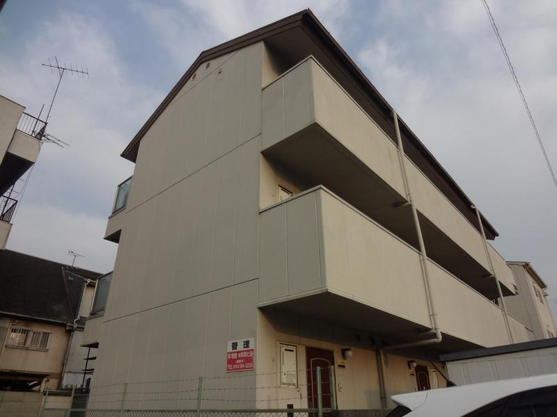 物件番号: 1119489056  姫路市城北新町2丁目 1R マンション 外観画像