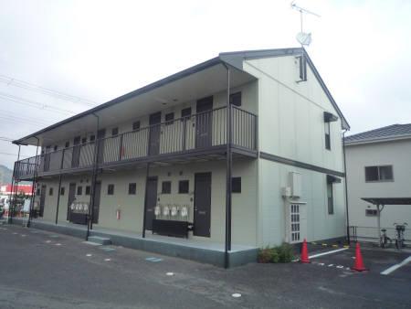 物件番号: 1119475243  西脇市和田町 1K ハイツ 外観画像