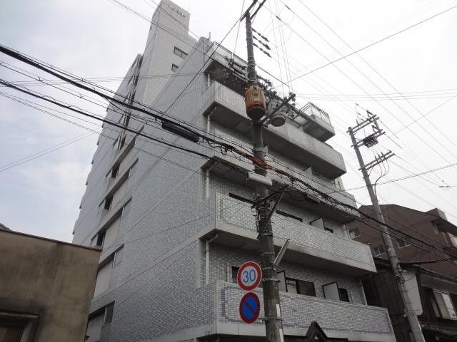 物件番号: 1119492992  姫路市栗山町 1K マンション 外観画像