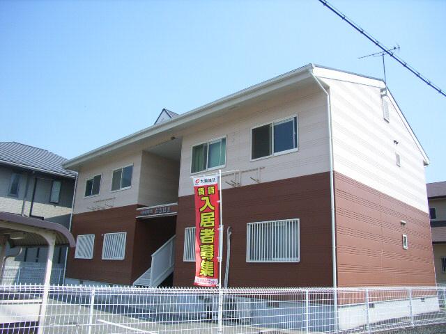 物件番号: 1119413317  姫路市網干区興浜 3DK ハイツ 外観画像