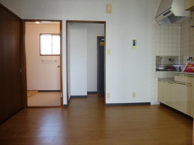 物件番号: 1119425207  姫路市辻井8丁目 3DK ハイツ 画像1