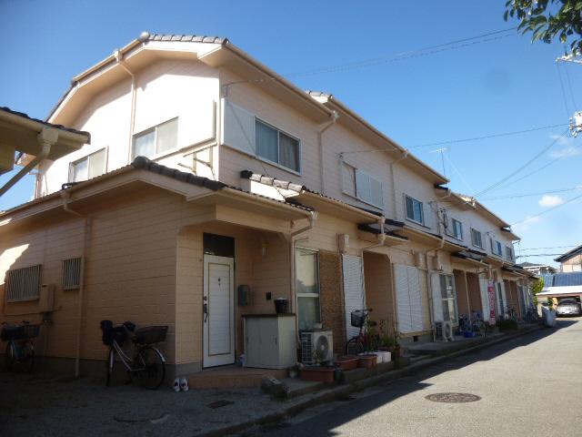 物件番号: 1119486347  高砂市米田町島 3DK テラスハウス 外観画像