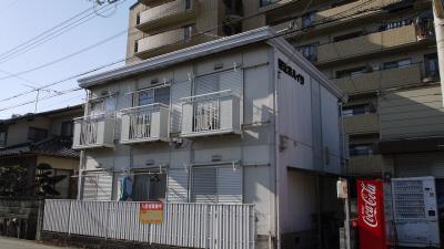 物件番号: 1119450385  姫路市東辻井1丁目 1K ハイツ 外観画像