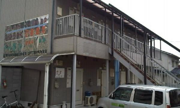 物件番号: 1119467618  姫路市菅生台 1K ハイツ 外観画像