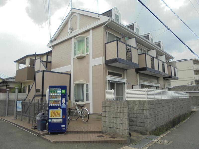 物件番号: 1119447545  姫路市西八代町 1K ハイツ 外観画像