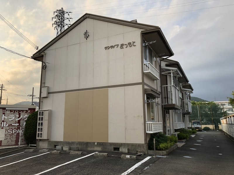 野里駅近物件☆ 独立キッチンで料理の煙・ニオイが気になりません♪ 203の外観