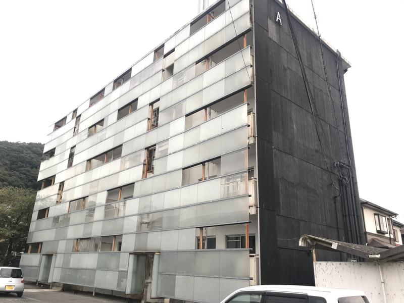 物件番号: 1119455757  姫路市砥堀 1SDK マンション 外観画像