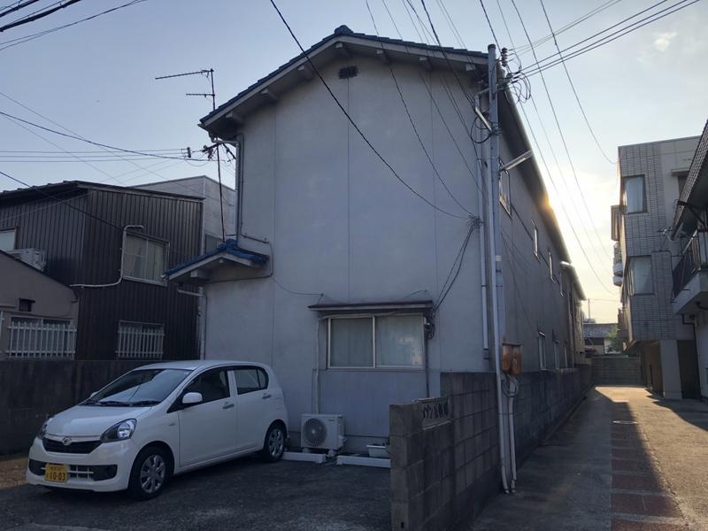 物件番号: 1119479385  姫路市五軒邸4丁目 3K ハイツ 外観画像