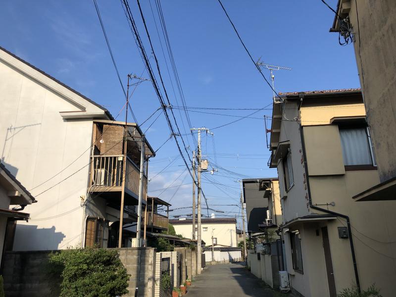物件番号: 1119490841  姫路市伊伝居 2K ハイツ 画像1