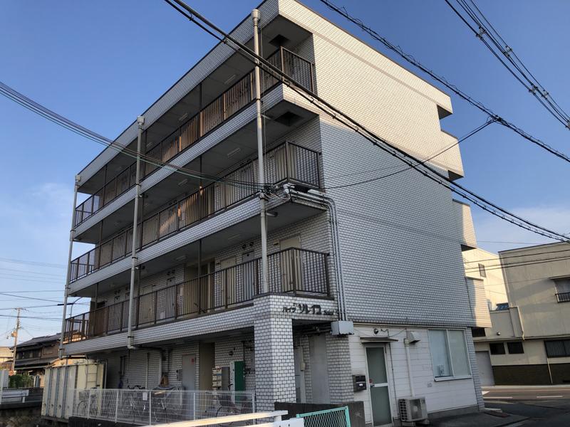 物件番号: 1119480491  姫路市五軒邸4丁目 1R マンション 外観画像