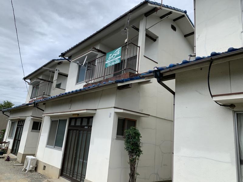 物件番号: 1119480679  姫路市西今宿4丁目 4K 貸家 外観画像