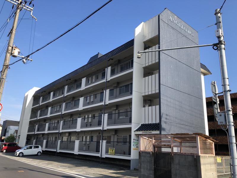 物件番号: 1119480836  姫路市楠町 3DK マンション 外観画像