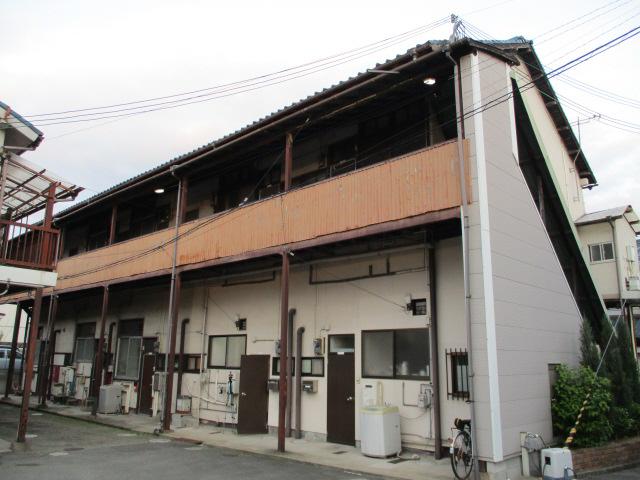 物件番号: 1119482716  姫路市大津区平松 3K アパート 外観画像