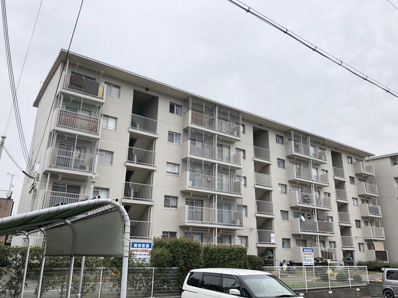 物件番号: 1119485389 厚生年金住宅  神戸市西区王塚台4丁目 2LDK マンション 外観画像