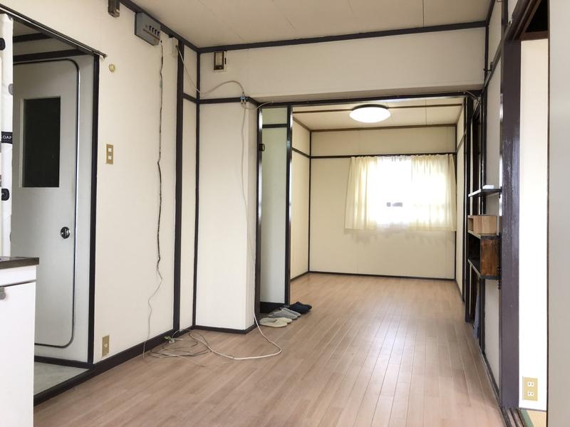 物件番号: 1119485389 厚生年金住宅  神戸市西区王塚台4丁目 2LDK マンション 画像1