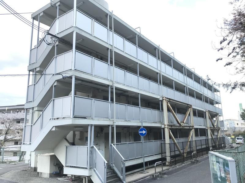 物件番号: 1119488384  姫路市書写台2丁目 3DK マンション 外観画像