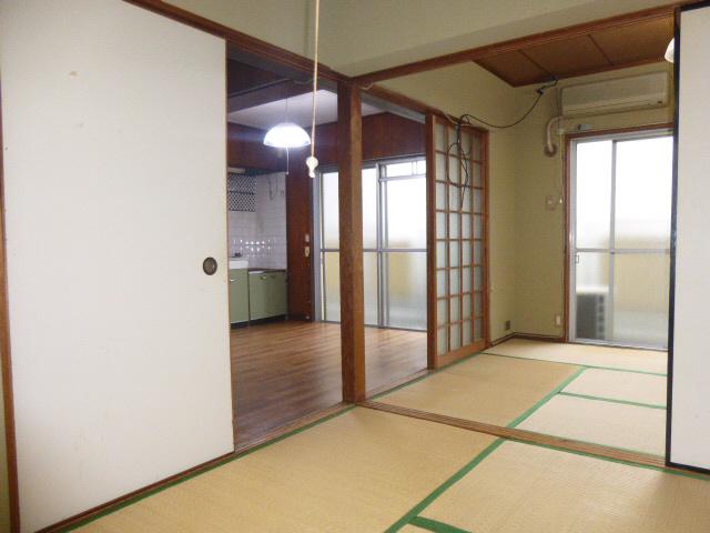物件番号: 1119459068  姫路市御立中5丁目 2DK マンション 画像9