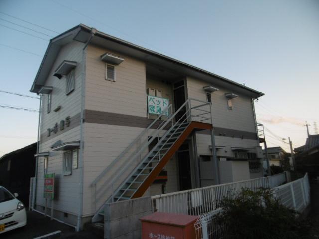 バス・トイレセパレート 兵庫県立大学すぐ近く 角部屋 駐車場1台分込み 201の外観