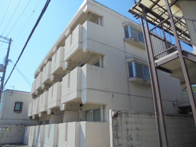 物件番号: 1119467707  姫路市白国5丁目 1R マンション 外観画像