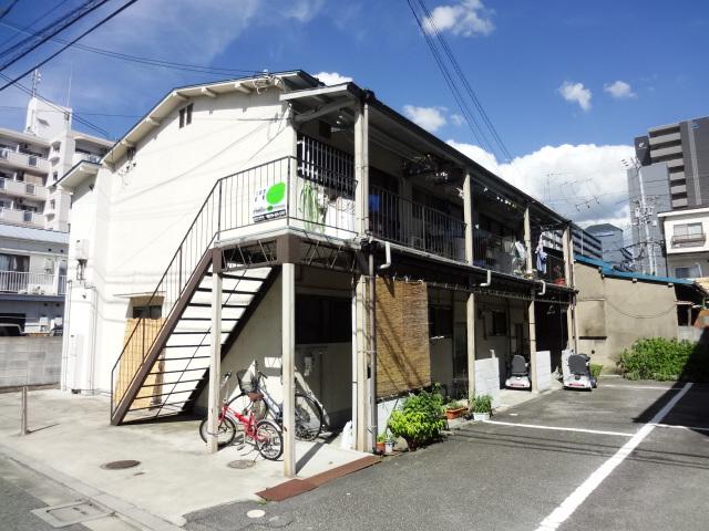 物件番号: 1119482263  姫路市増位本町 1DK ハイツ 外観画像