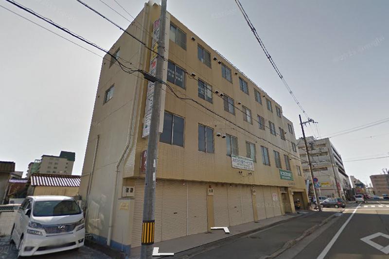 物件番号: 1119491416  姫路市南車崎2丁目 1LDK マンション 外観画像