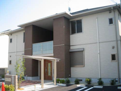 京口駅徒歩9分 駐車場2台込の賃料 都市ガス 積水ハウス施工の賃貸住宅 202の外観