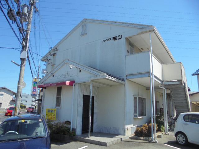 物件番号: 1119479864  姫路市北平野3丁目 1K ハイツ 外観画像