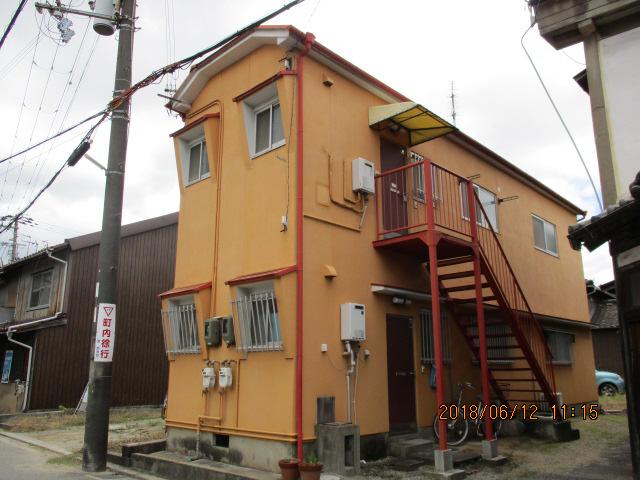 物件番号: 1119474405  姫路市飾磨区宮 1LDK ハイツ 外観画像
