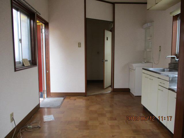 物件番号: 1119474405  姫路市飾磨区宮 1LDK ハイツ 画像1