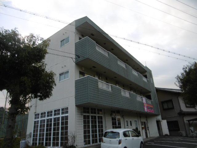 物件番号: 1119492142 ハイツ杉池  姫路市御立東6丁目 1K マンション 外観画像