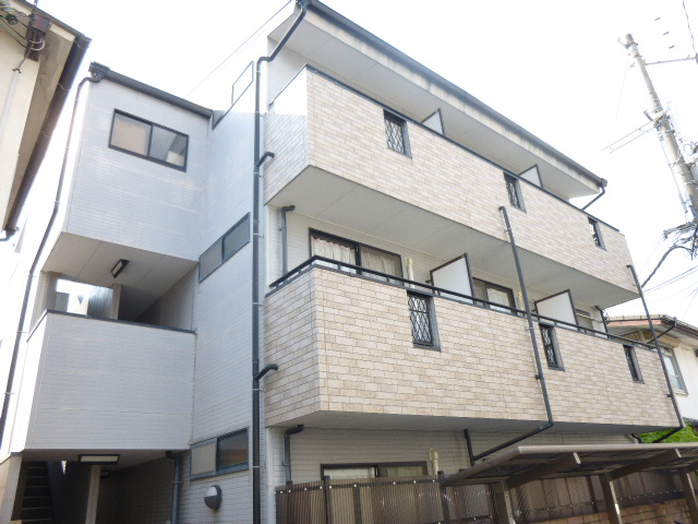 物件番号: 1119424561  姫路市北平野南の町 1K マンション 外観画像