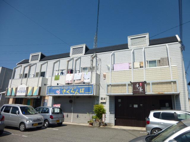 物件番号: 1119425207  姫路市辻井8丁目 3DK ハイツ 外観画像