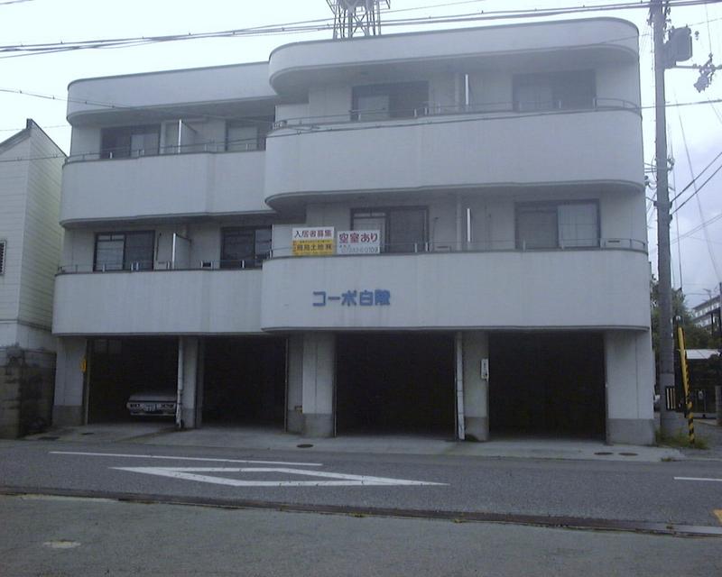 物件番号: 1119479751  姫路市山野井町 1R マンション 外観画像