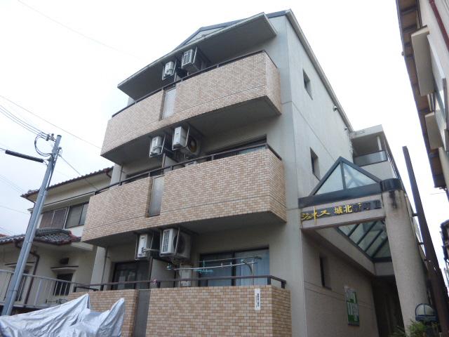 物件番号: 1119458790  姫路市城北新町2丁目 1K マンション 外観画像