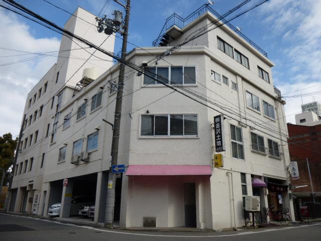 物件番号: 1119446540  姫路市坂元町 1R マンション 外観画像