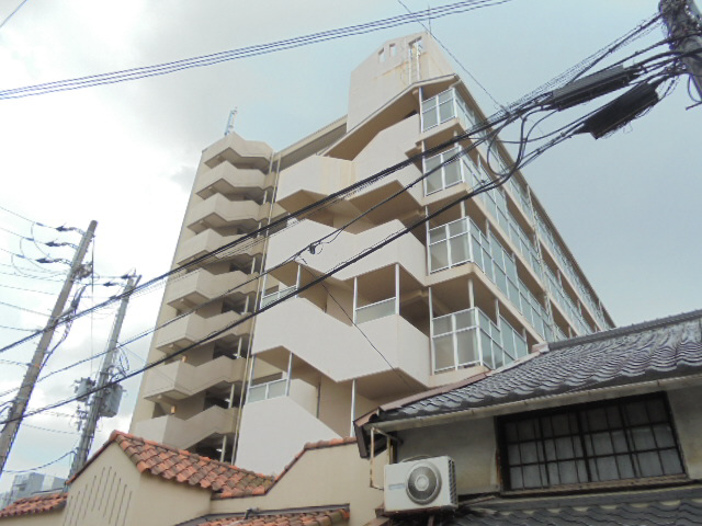 物件番号: 1119478848  姫路市龍野町3丁目 1K マンション 外観画像