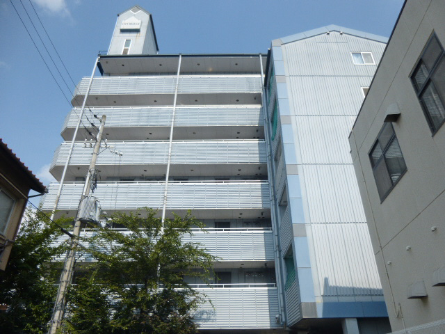 物件番号: 1119477199  姫路市田寺1丁目 1K マンション 外観画像