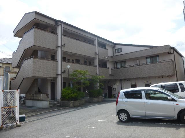 物件番号: 1119471349  姫路市御立中4丁目 1K マンション 外観画像