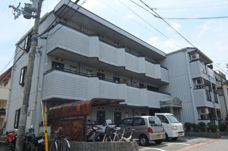 物件番号: 1119478891  姫路市西中島 1R マンション 外観画像