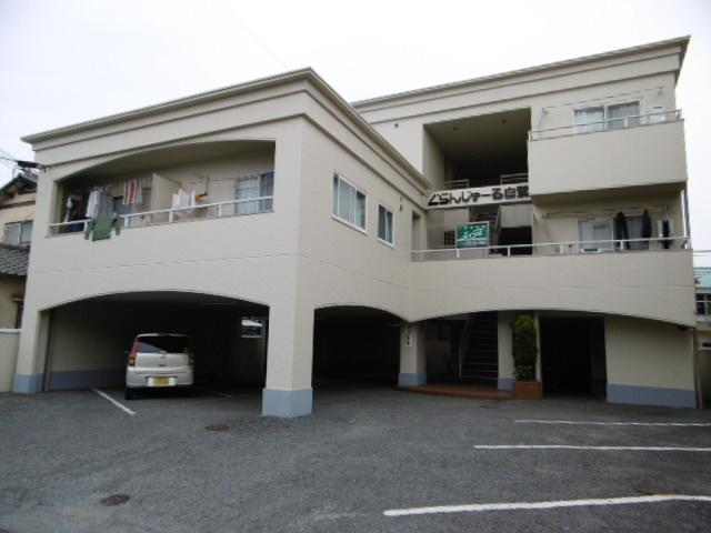 物件番号: 1119461677  姫路市伊伝居 1R マンション 外観画像