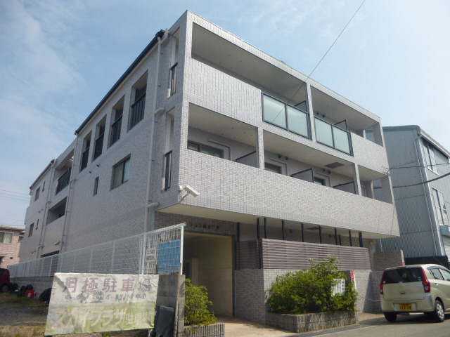 物件番号: 1119457013  加古川市平岡町新在家3丁目 1K マンション 外観画像