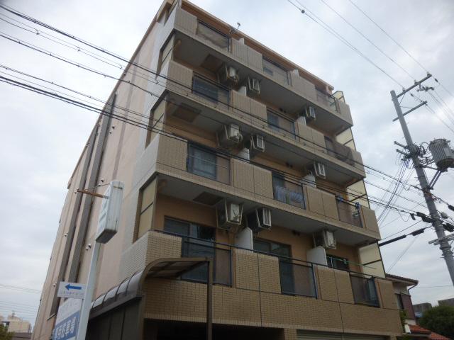 物件番号: 1119447440  加古川市平岡町新在家1丁目 1R マンション 外観画像